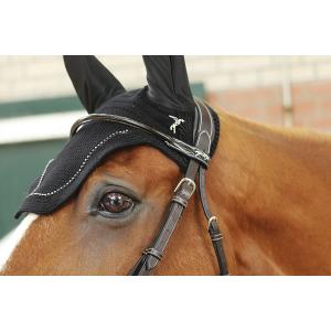 Bonnet chevaux Pénélope Strass