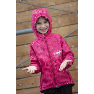 Equi-Kids Angie Softshell - Kinder