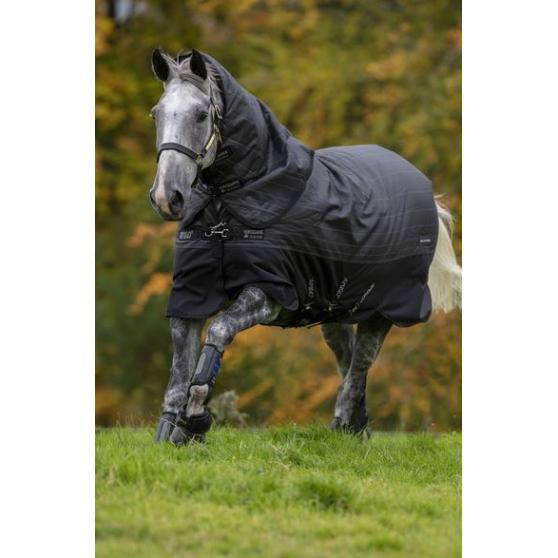 Couverture Horseware Amigo Bravo 12 Plus Réflective