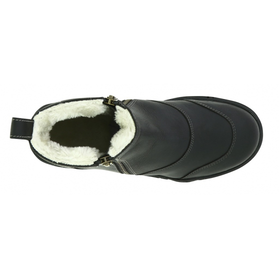 Boots Norton Zipper