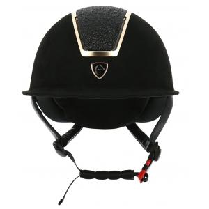 EQUITHÈME Glint Lamé Helmet