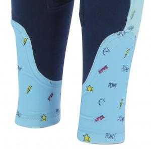 Pantalon Equi-Kids Pull-On Love - Enfant
