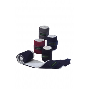 Hippo-Tonic Elastic exercise bandages with bandage pads