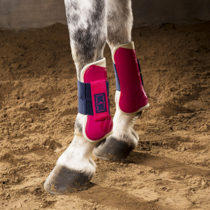 Stripe tendon and fetlock boots set EQUITHÈME