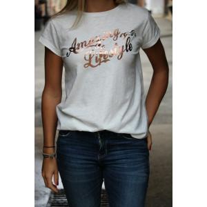 T-shirt Pénélope Moby - Femme