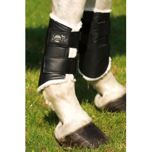 Jumptec brushing boots