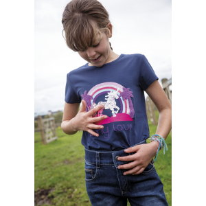 T-shirt Equi-Kids Judit - Enfant