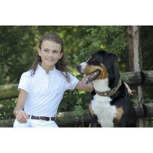 Competition polo shirt  - Child