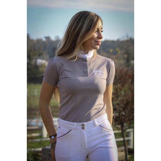 Polo de concours Pénélope -Femme