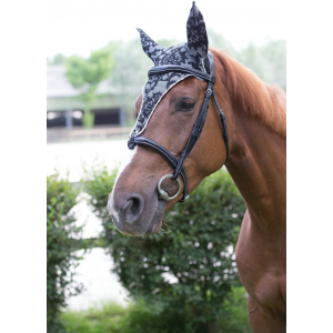 EQUITHÈME Baroque fly mask...