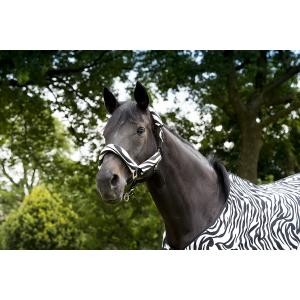 """EQUITHÈME """"Zebra"""" Halfter"""