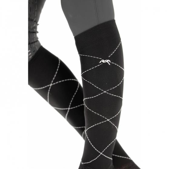 Chaussettes Pénélope Stripes & Cross