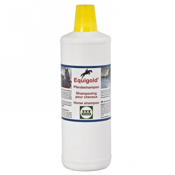 Shampoing Equigold pour chevaux