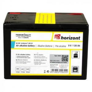 Horizont Turbomax AB120 Batterie 9V - 120AH