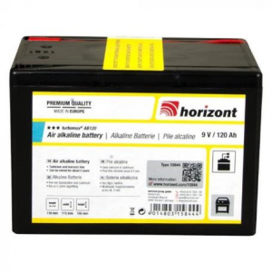 Pile Horizont Turbomax AB120 9 V - 120 AH