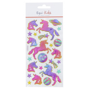 Equi-Kids 3D My Life Stickers