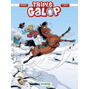 Triple Galop - BD : Tome 4