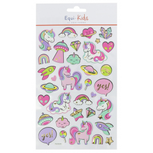 Equi-Kids Stickers Relief...