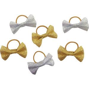 EQUITHÈME Braiding bows glittered