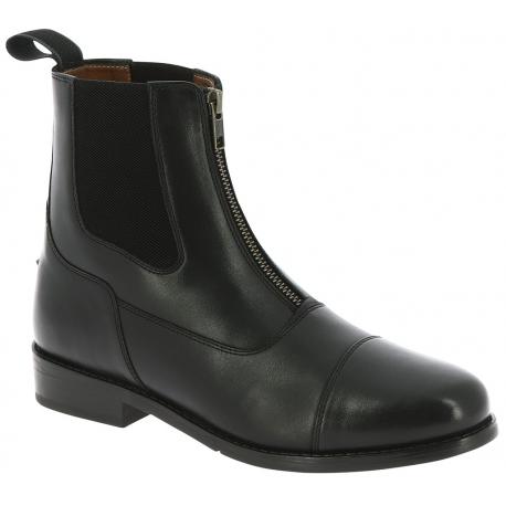 Boots EQUITHÈME Dauville à zip