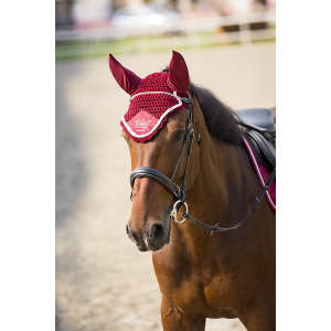 Equithème Cristal Crown fly mask