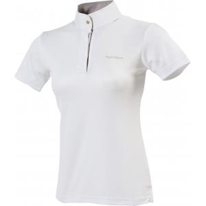 EQUITHÈME Mesh Wettbewerb Polo-Shirt - Damen