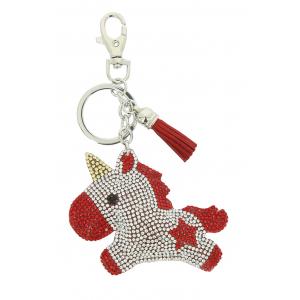 Equi-Kids Baby Unicorn Keyring
