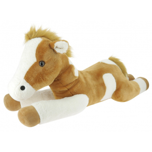 Peluche Equi-Kids cheval pie