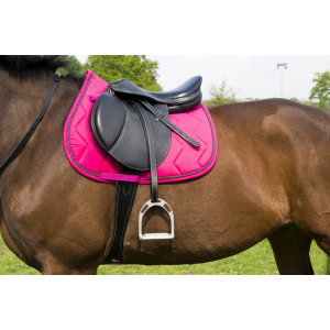 EQUITHÈME Rope saddle pad -...