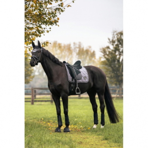 Tapis de selle de dressage Back on Track Haze Collection
