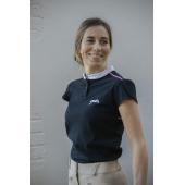 Polo de concours Pénélope Lollyshow - Femme Padd