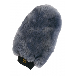 Gant de pansage C.S.O. mouton véritable