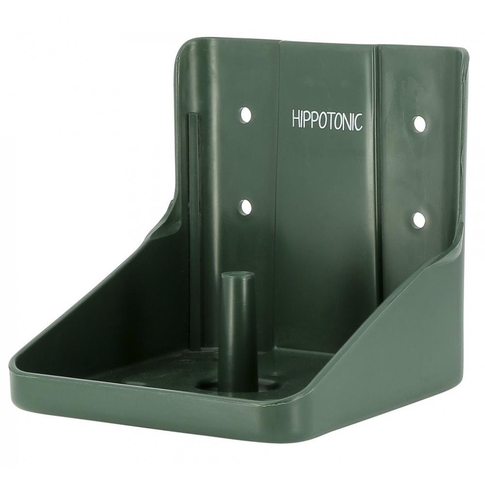 Support pour bloc de sel Hippo-Tonic plastique vert
