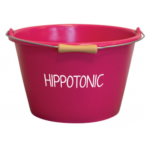 Seau d'écurie Hippo-Tonic