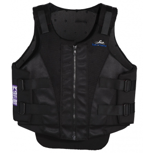 Gilet de protection EQUITHÈME Zip - Adulte