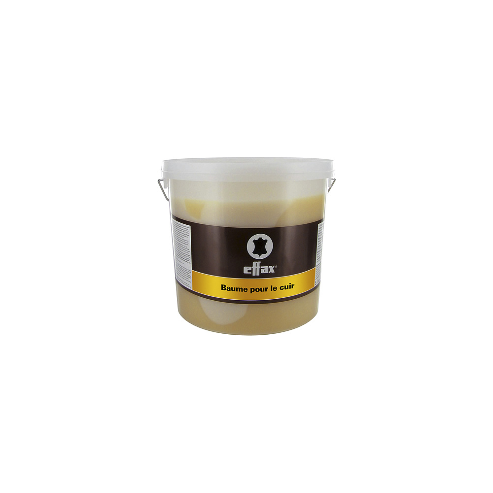 Graisse pour cuir Effax 5L