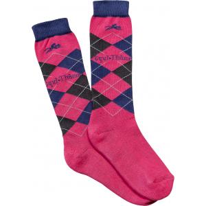 EQUITHÈME Argyle Socken