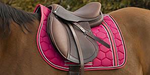 saddle pads at padd-horsetack